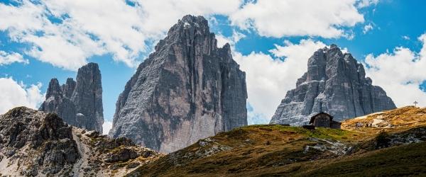 Alpenueberquerung Watzmann - Drei Zinnen